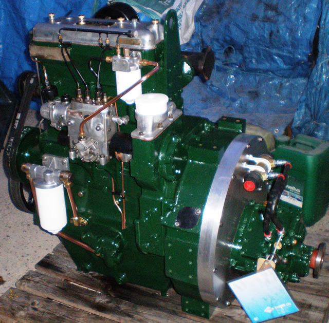 Dorman 3LB engine 004