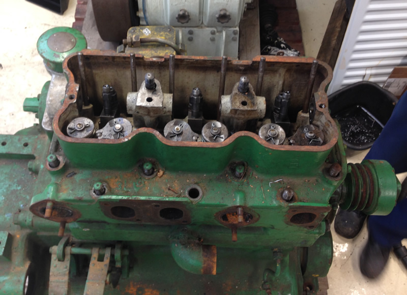 dorman 3LB engine 002