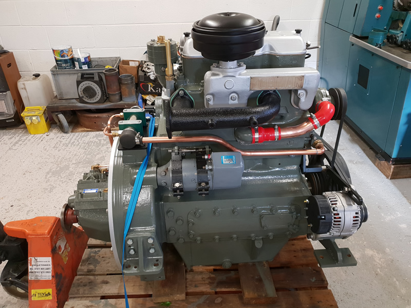 dorman 3LB engine 015