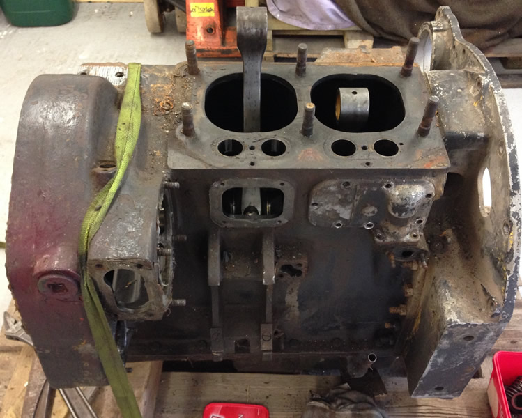 Gardner 2lw engine 007