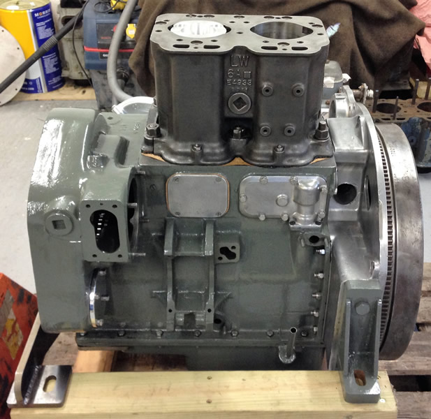 Gardner 2lw engine 015