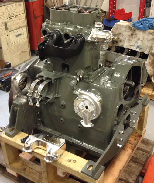 Gardner 2lw engine 017