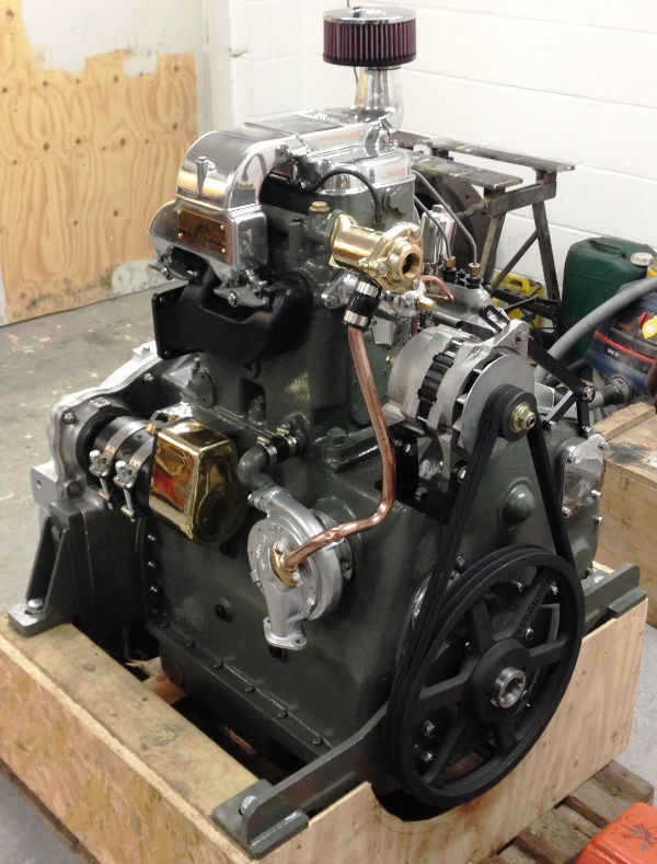 Gardner 2lw engine 023