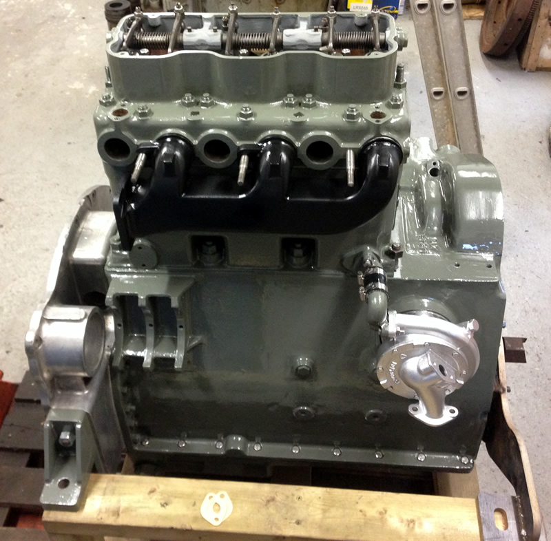 Gardner 3lw engine 011