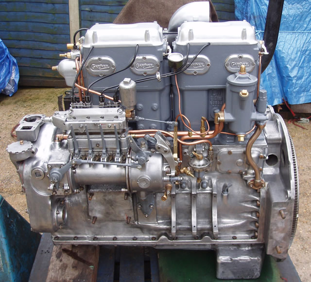 gardner 4lw engine 010