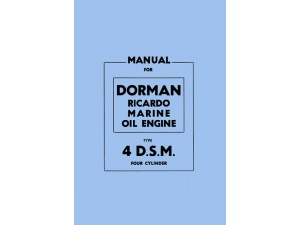 4DSM Engine & Gearbox  Instruction Manual