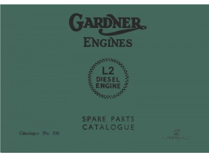 2 to 6 Cylinder L2 Spare Parts Catalogue